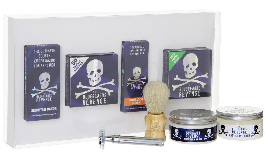 Bluebeards shaving kit