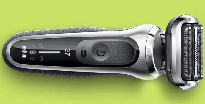 Braun Series 7 70-N1200s electric shaver