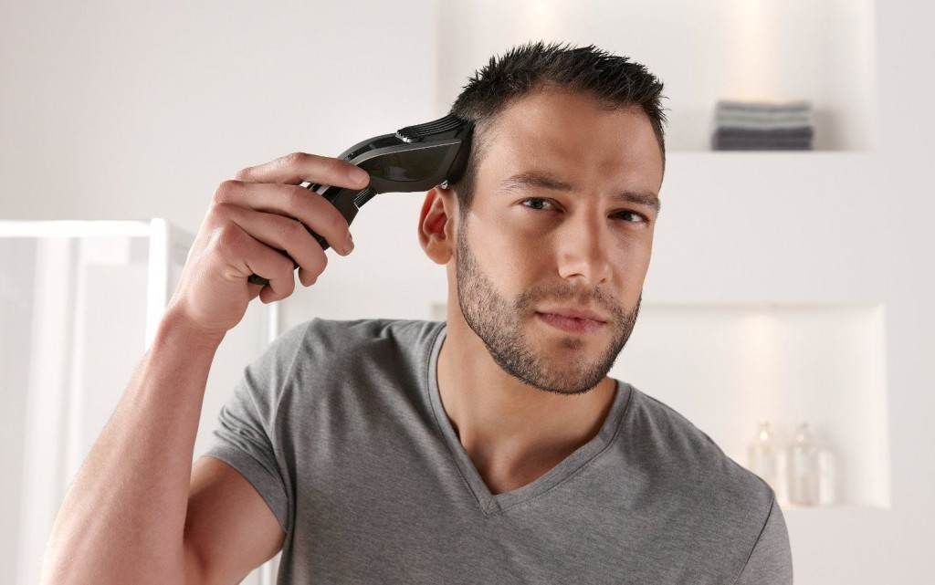 philips hair clipper use