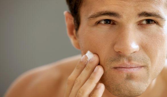 use shaving balm