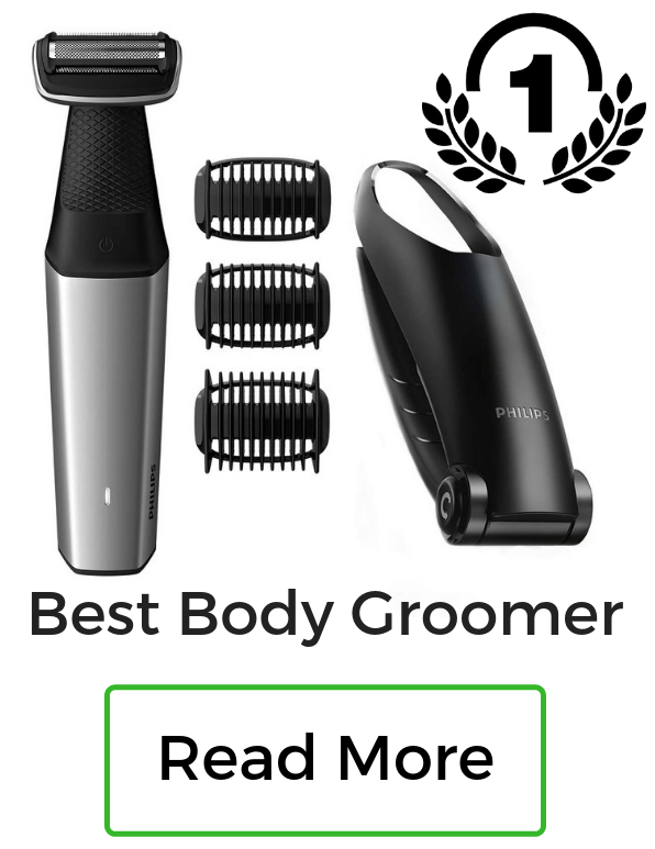 best body hair groomer