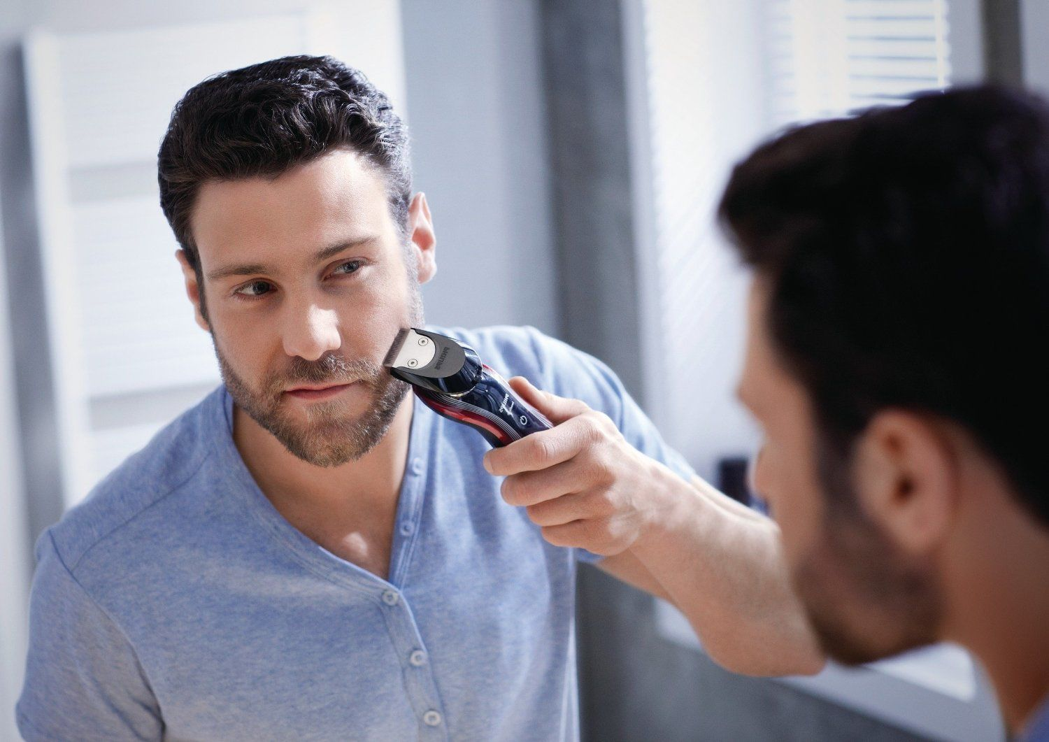 how to get smooth beard