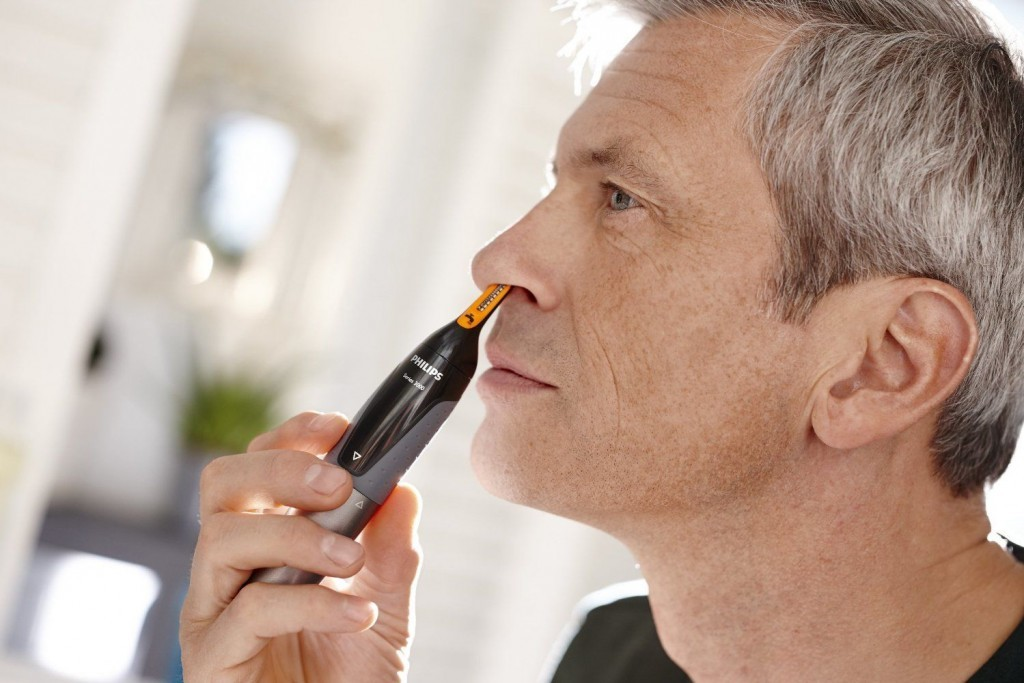 philips nose ear face trimmer