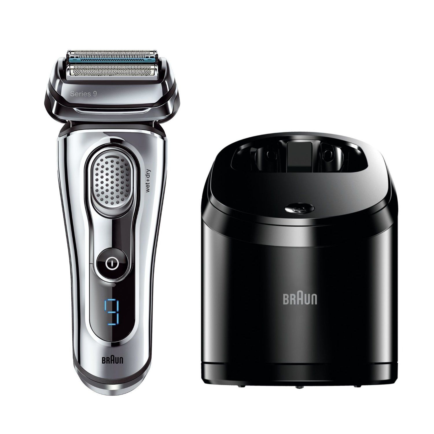best price braun series 9 9095cc wet dry shaver review. Black Bedroom Furniture Sets. Home Design Ideas