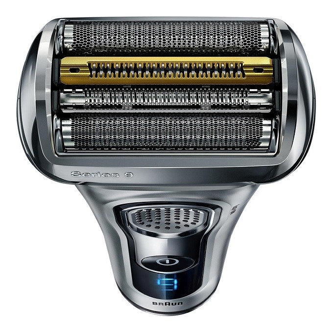 best electric shaver overall - braun series 9