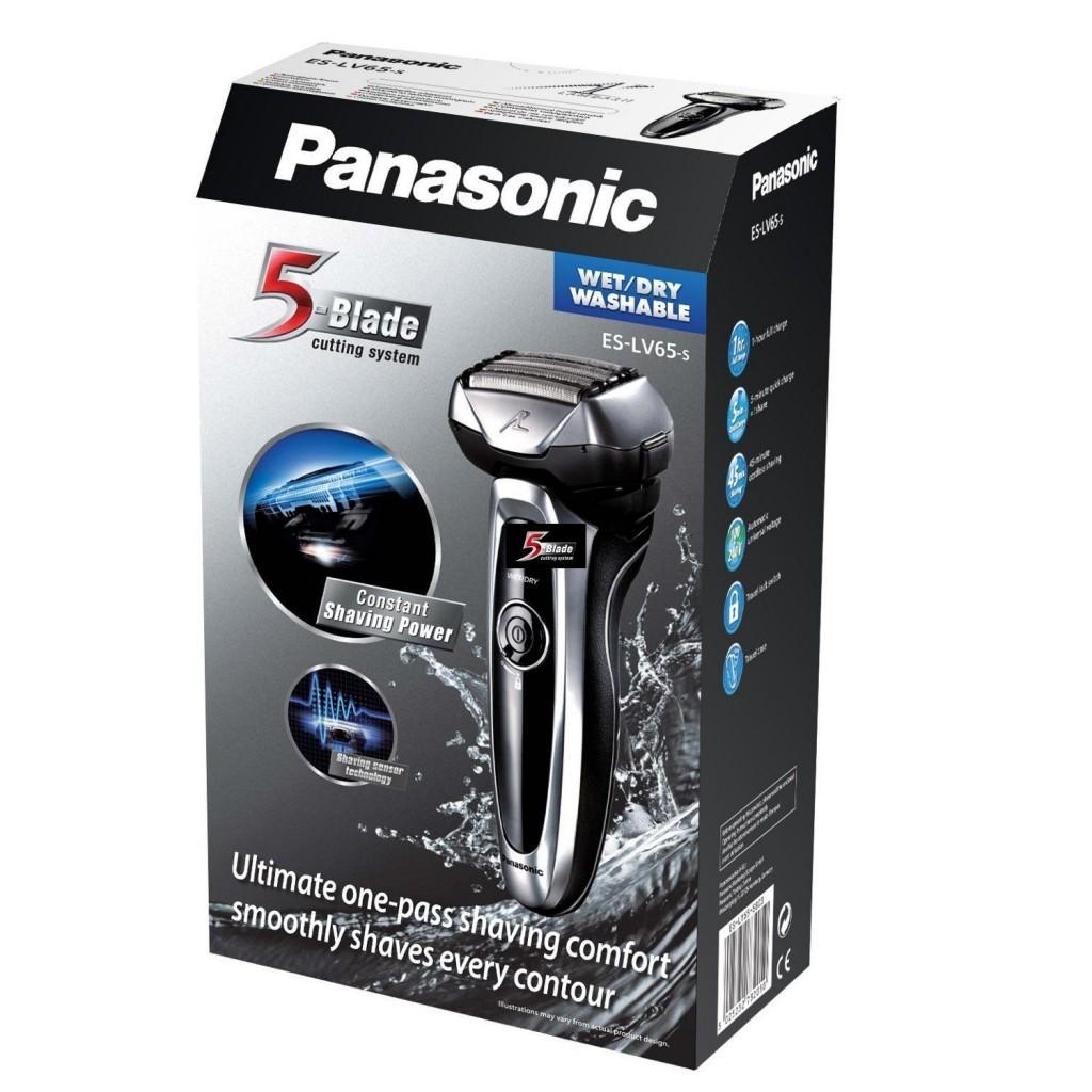 Panasonic 5-Blade shaver boxed