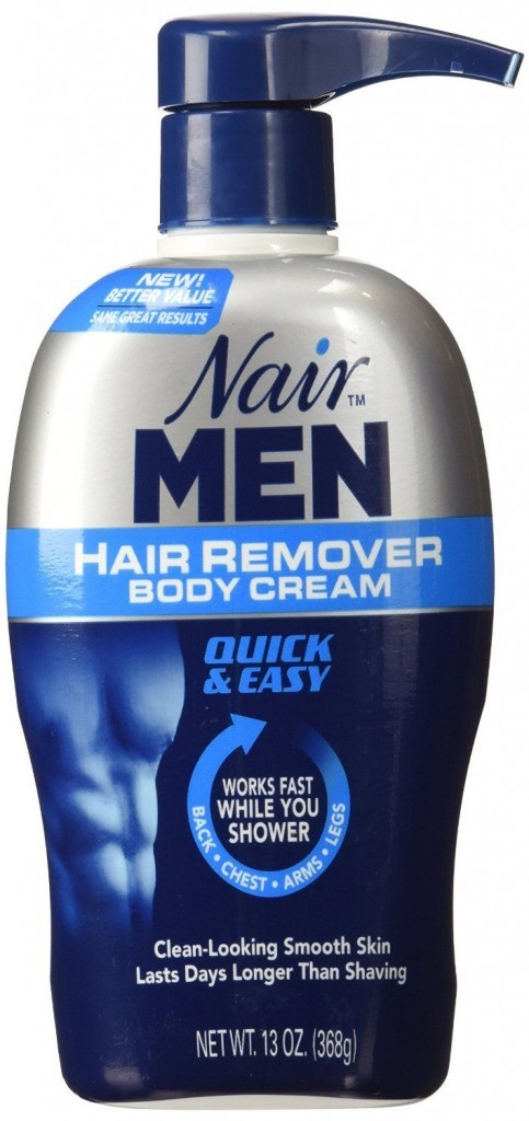 nair hair remover for men