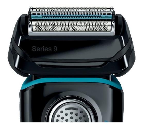series 9 shaver head