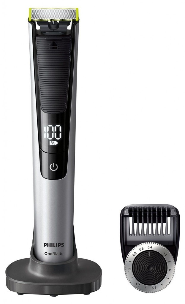 philips oneblade pro qp6520 30 hybrid men 39 s shaver. Black Bedroom Furniture Sets. Home Design Ideas