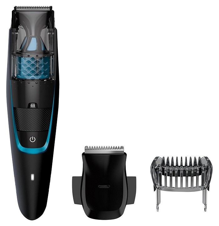 new philips series 7000 vacuum beard trimmer bt7202 13 review. Black Bedroom Furniture Sets. Home Design Ideas