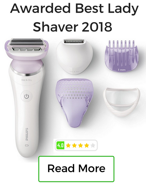 Best Lady Shaver Choice Smooth Legs And Underarms 2019
