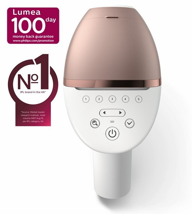 Philips IPL lumea review - award