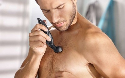 Chest and Stomach Hair Trimming Guide for Men