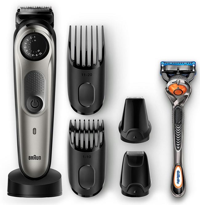 BT7240 beard trimmer for long beard lengths