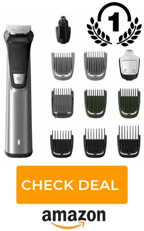 best philips beard trimmer