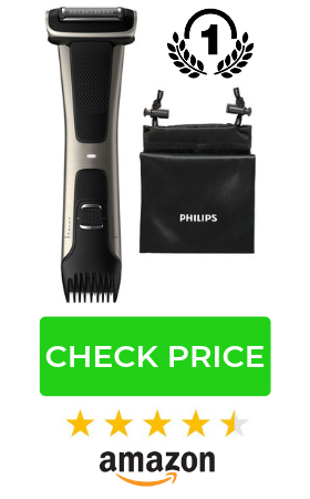 philips body groomer review banner
