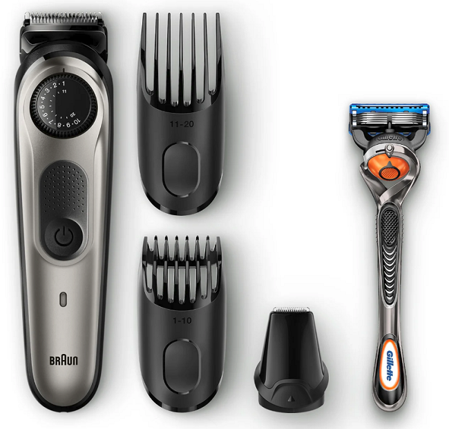 braun voted best stubble trimmer