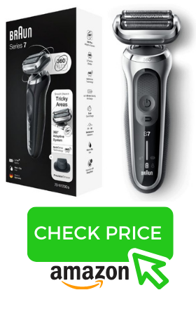 Braun Men's Electric Shaver