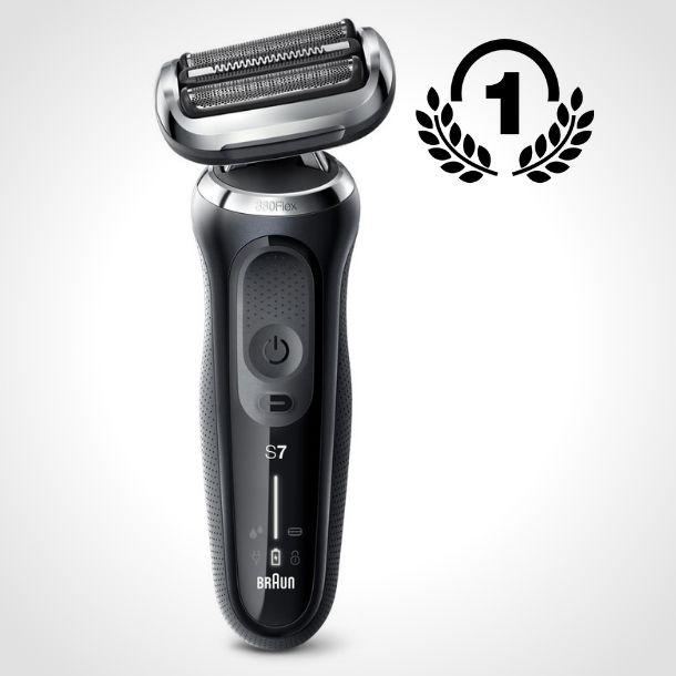 Braun Series 7 electric shaver best choice